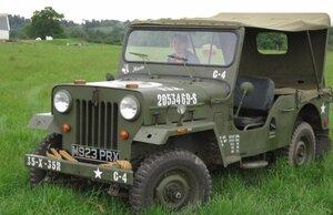 CJ 3 Wagon