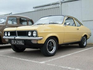 Firenza Coupe